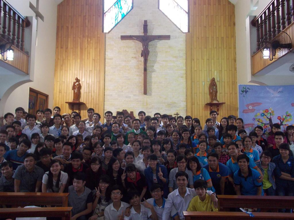 Toàn cảnh ngày Lễ truyền thống và Chào tân sinh viên 2014 - SvPhatDiem