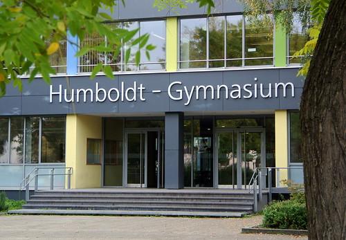 Humboldt-Gymnasium Karlsruhe | FCI Förderung