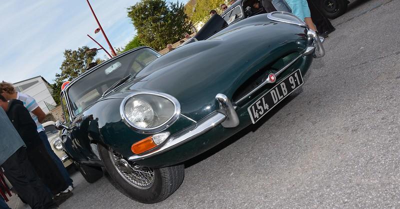 Trois Jaguar Type E - 4,2 dans une matinée pour le plaisir de yeux 15401633701_9758177bdf_c
