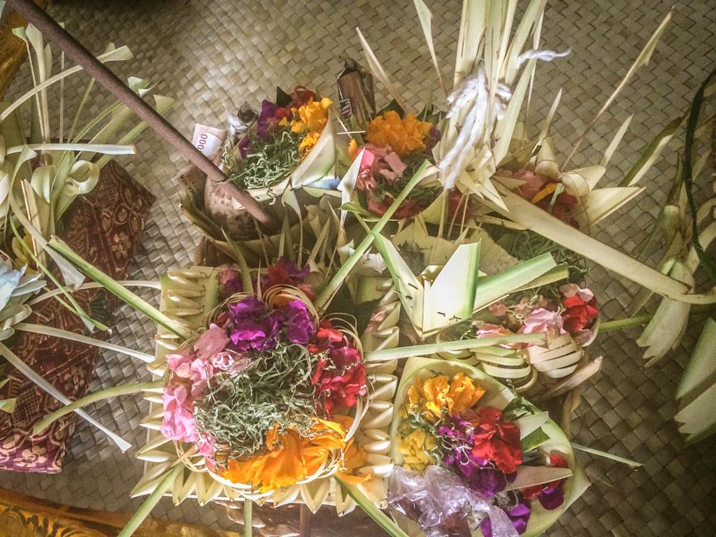 Saraswati Day - przygotowania