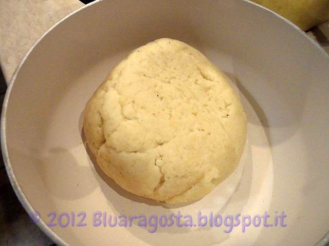 02-La pasta da choux pronta