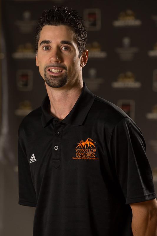 Chad Grimm (head coach 2014-15 Snucins)