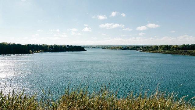 Glenmore Reservoir, Calgary AB