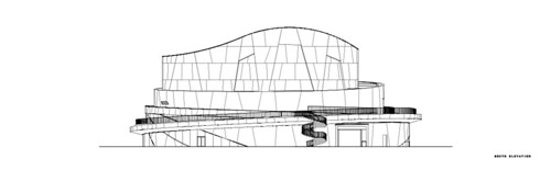 新居千秋都市建築設計 - 日本新潟市秋葉區文化會館