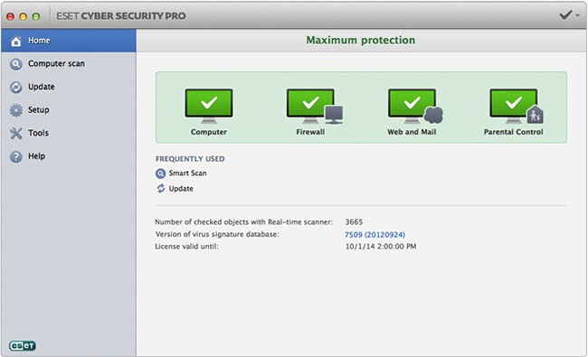 Eset Cyber Security Pro 6 7 300 0 Total Integrated
