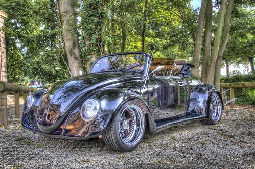 Cars & Castle. HDR