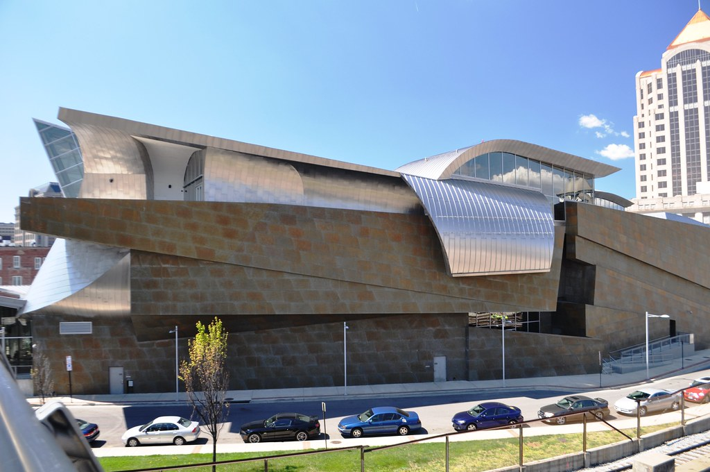 What Do You Think of the Taubman Museum of Art Architecture? Roanoke, Va.