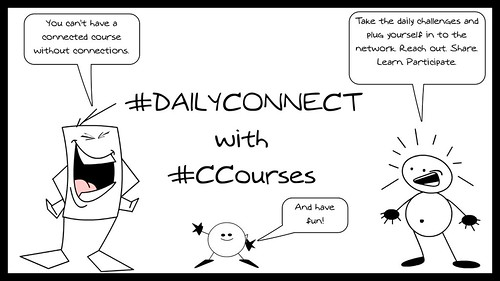 #DailyConnect for #CCourses