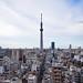 Sumida Ward cityscape (墨田区全景)