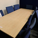 Maple meeting table