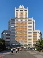 Edificio España, Madrid.