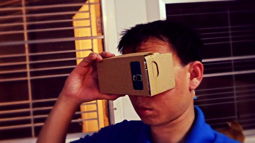 Google Cardboard Project