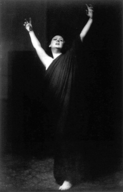 Isadora Duncan (1878–1927) by Arnold Genthe (1869–1942)