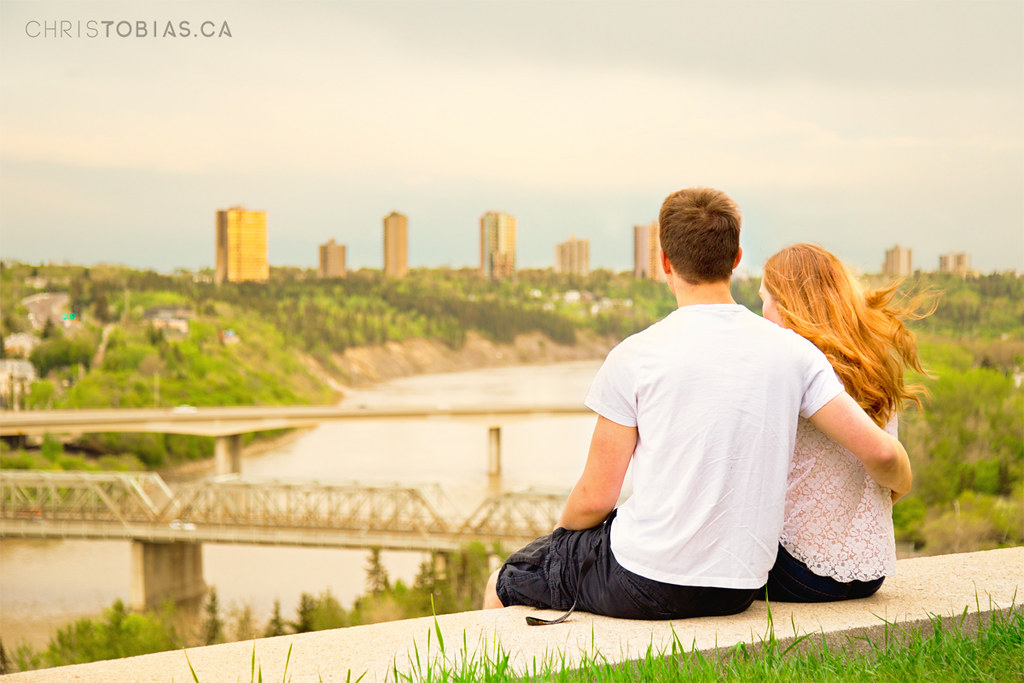 Edmonton Shaw Couple