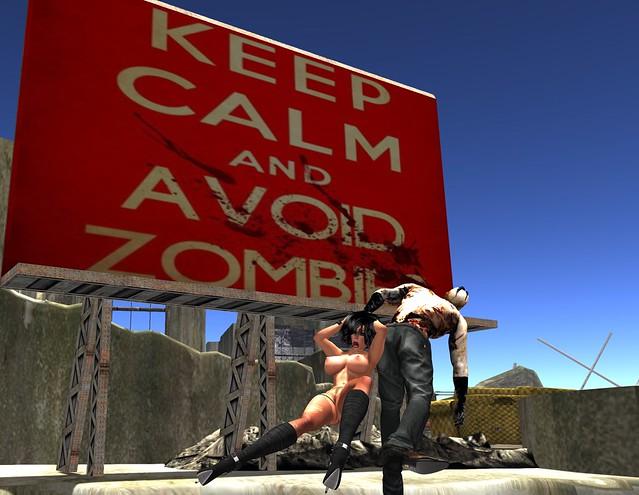 re-ALI-ty - Zombie Date Teaser