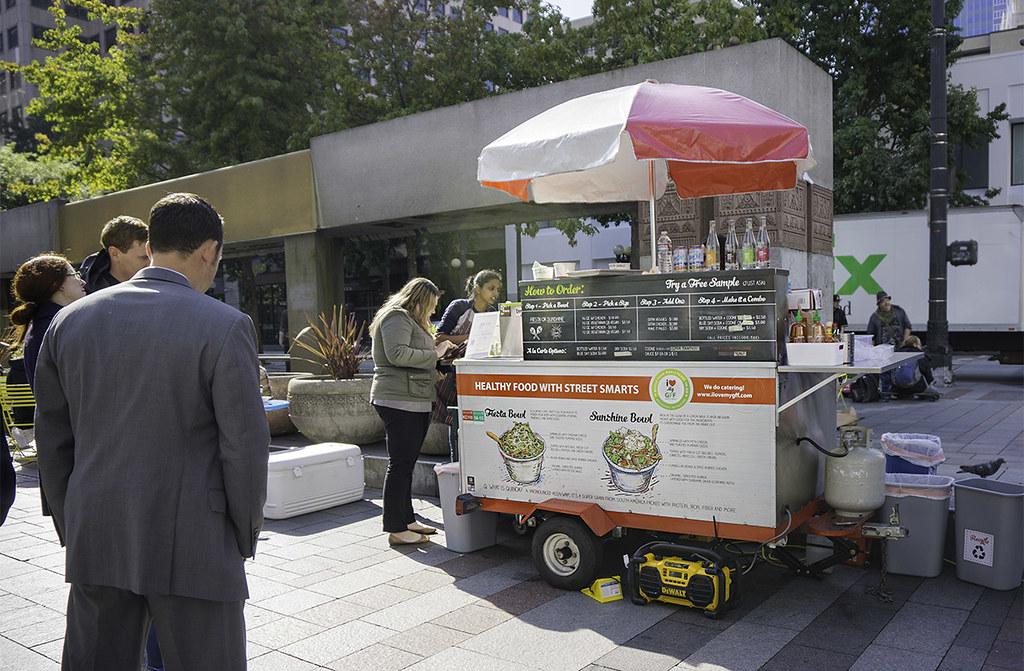 Food trucks downtown seattledowntown seattle