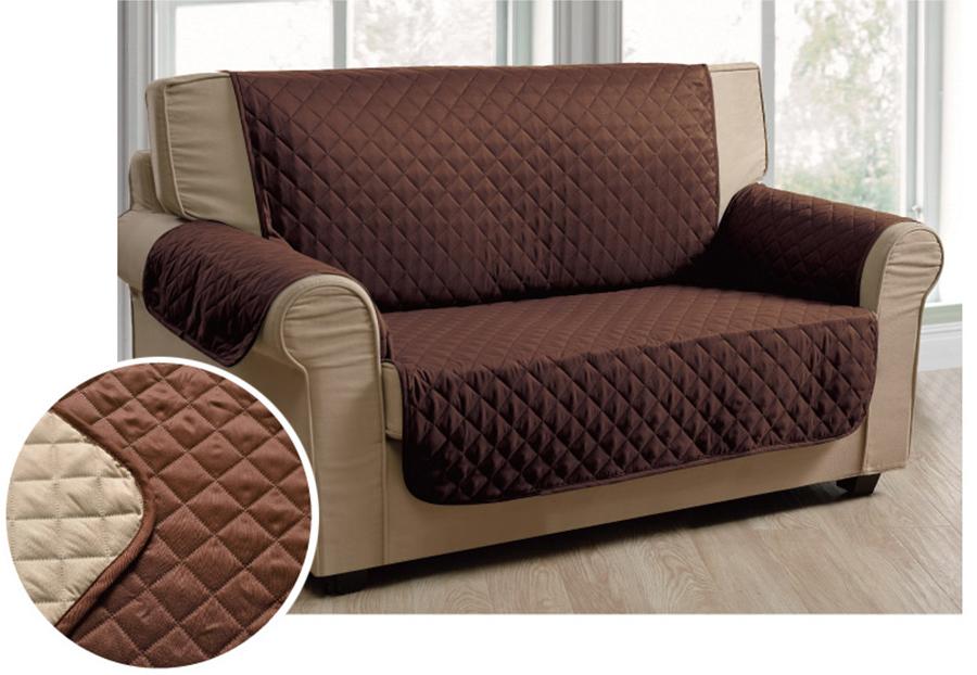 Luxury Quality Microfiber Pet Dog Reversable Sofa