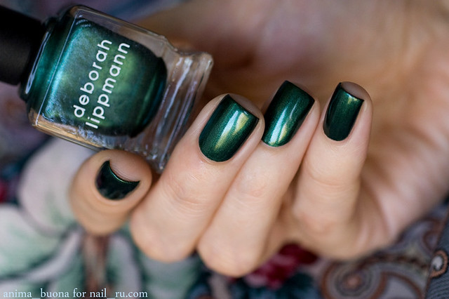 Deborah Lippmann Laughin' to the bank
