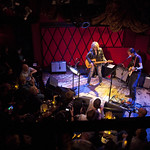 Lucinda Williams at Rockwood Music Hall in NYC, 10/1/14. Hosted by Rita Houston. Photo by Laura Fedele.