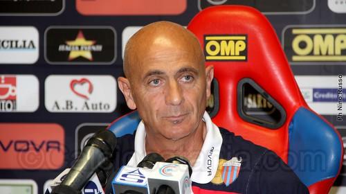 """Catania, Sannino: """" Soffrire per vincere""""$"""