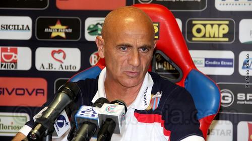 Spezia-Catania 3-0 è silenzio stampa $
