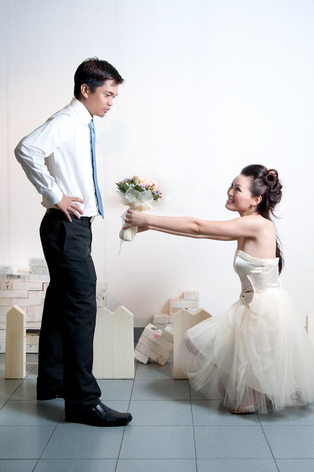 Jun & Wang Yan