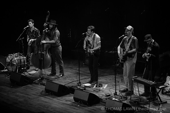 The Deslondes @ The Aladdin Theater, Portland 9/24/14