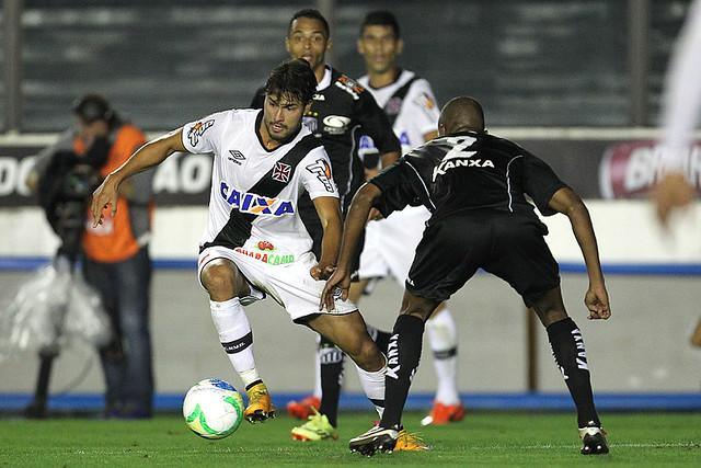 VASCO x Bragantino-SP - Campeonato Brasileiro 2014 - Série B