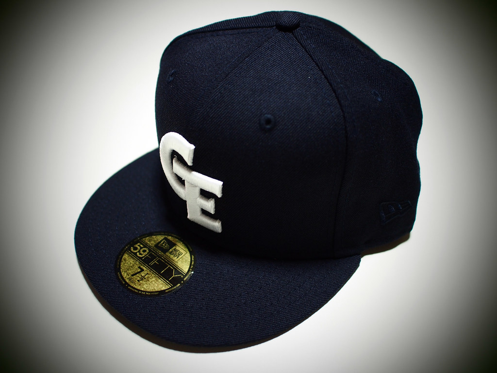 GOODENOUGH IVY × New Era® | WOOL SERGE B.B CAP