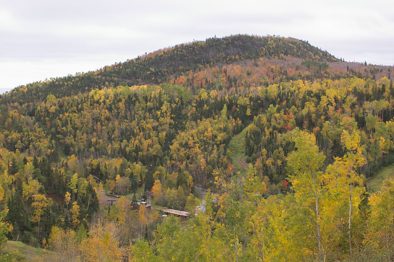 Lutsen Mountain Fall