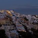 After sunset in Oia by Tord Sollie