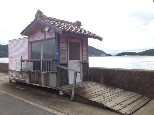 和風モダンな小屋