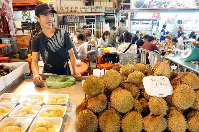 Jalan Alor - food - tourist - review - wong ah wah wings-003