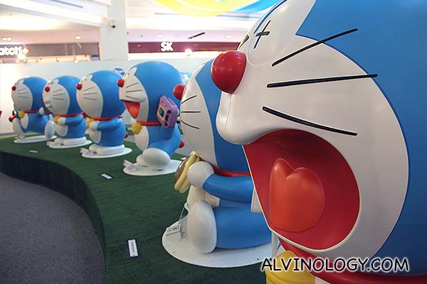 Hi Doraemon!