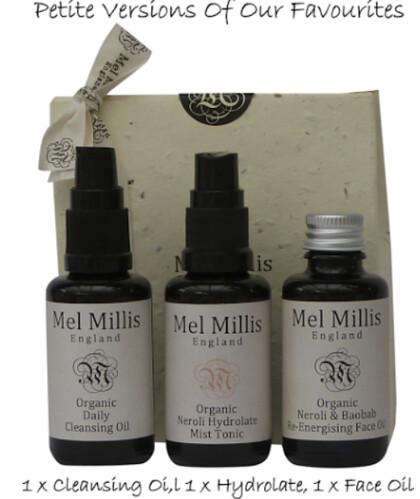 Mel Millis Daily Travel Trio