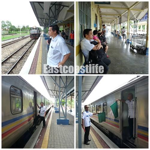 Kluang Railway