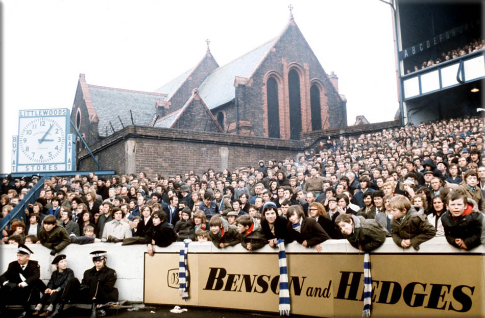 picture of St Lukes Church Goodison Park