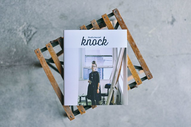 KNOCK ISSUE 3