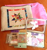 Stitch it Swap pouch and goodies