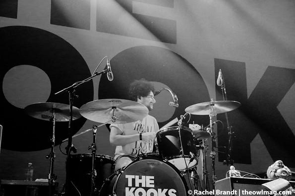 The Kooks @ House of Blues, SD 9/26/14