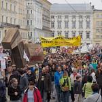 Gegen TTIP, CETA, TiSA, Linz