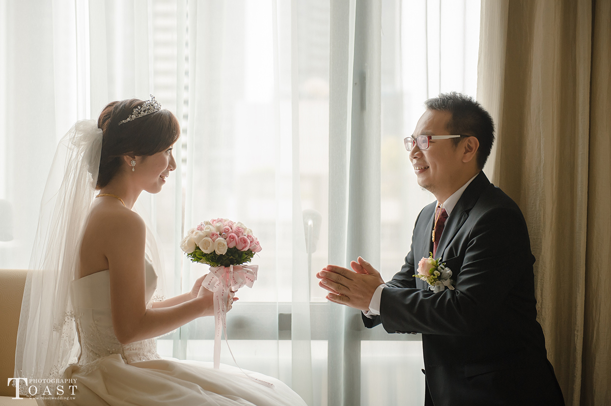 [婚攝] Chris & Michelle @大直典華