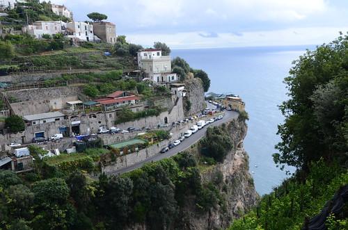 Amalfi to Praiano via Marina di Furore