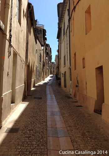 Montpellier Gassen