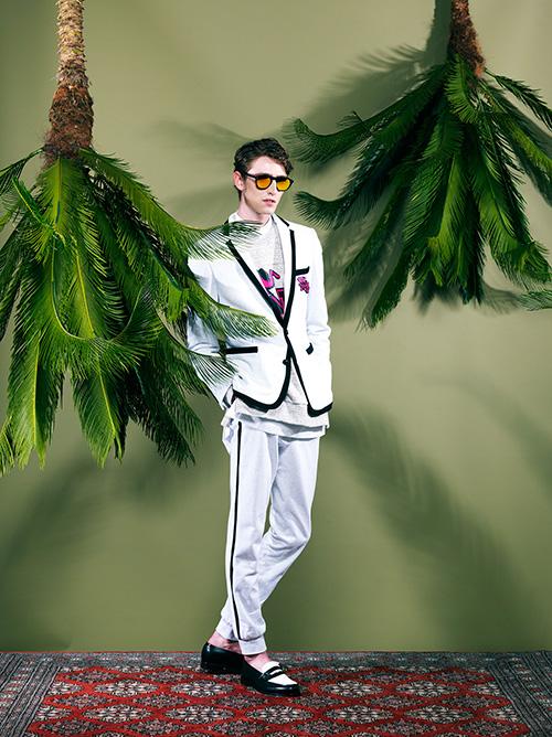 SS15 Tokyo SAWHNEY004_Ben Waters(Fashion Press)