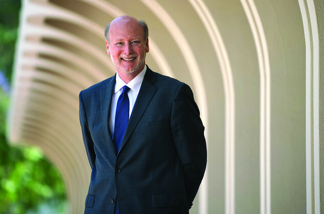 Chancellor Howard Gillman, Ph.D.