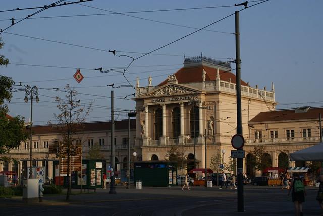 Zagreb - Estación Central