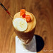 201 Cafe Restaurant_木瓜香蕉豆乳冰沙