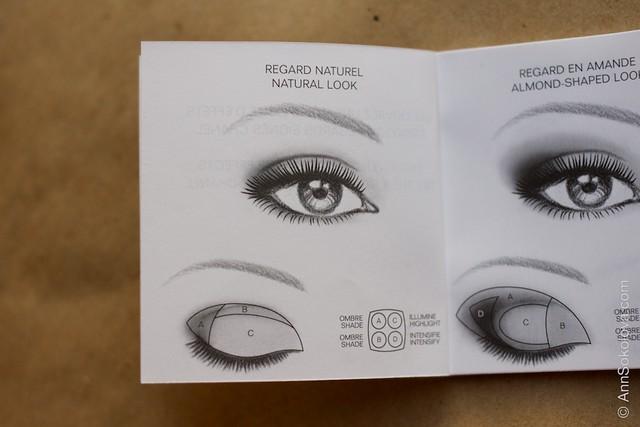 06 Chanel Les 4 Ombres #226 Tisse Rivoli makeup