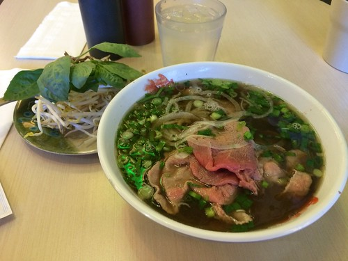 "Steak and Brisket Pho (""Phovarite"")"